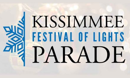 "Time to register for Kissimmee's Festival of Lights Parade – ""Candy Land"""