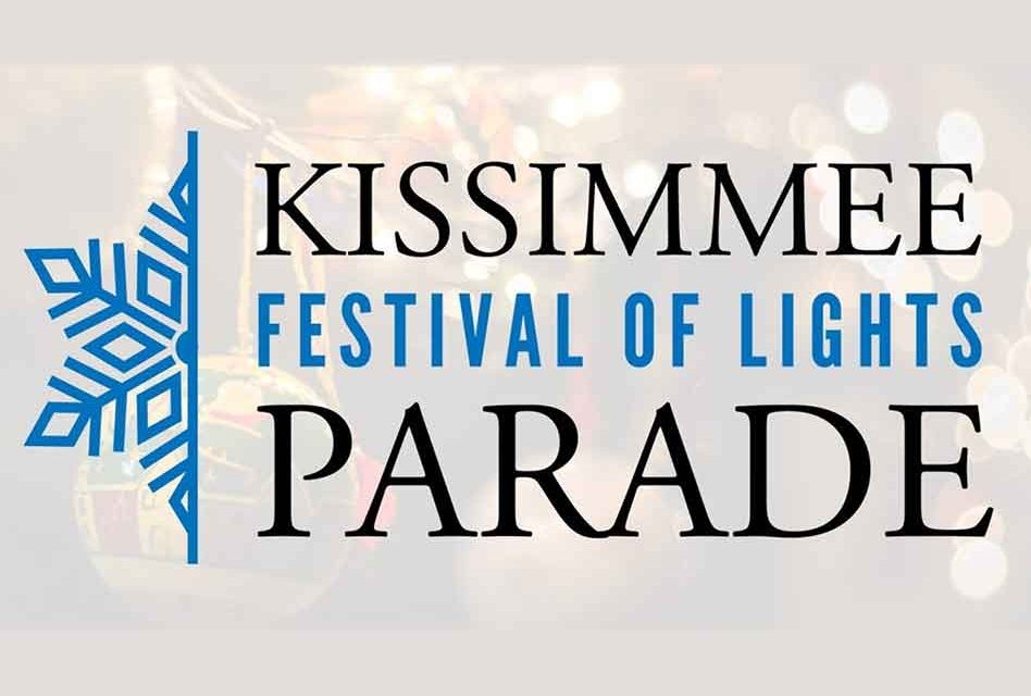 """Time to register for Kissimmee's Festival of Lights Parade – """"Candy Land"""""""