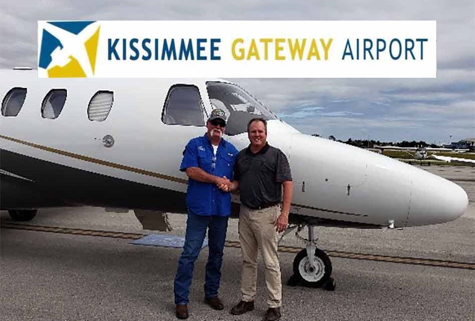 Kissimmee Gateway Airport Reaches 3,000,000 Flights