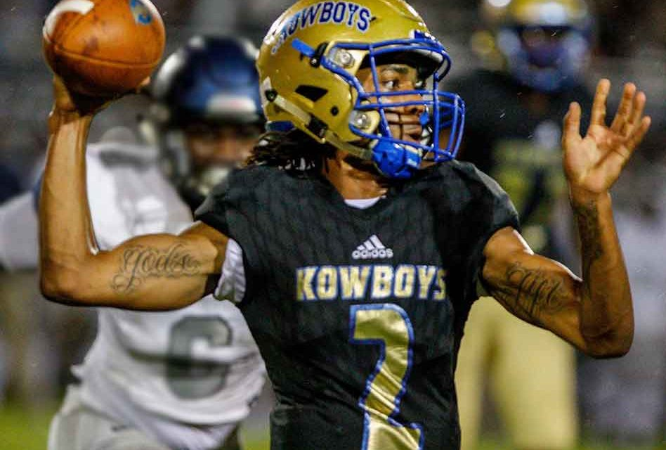 Osceola Kowboys to host stout Steinbrenner team in Friday's 8A regional finals
