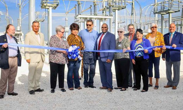 KUA, along with governmental partners, dedicates new Domingo Toro substation