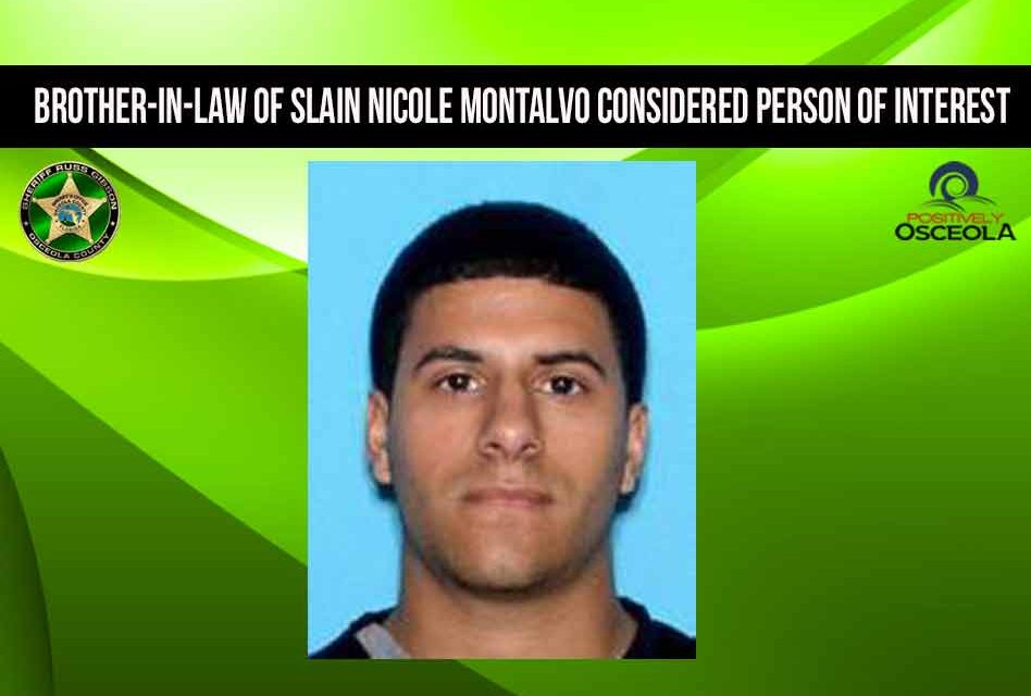 Nicholas Rivera, Brother-in-law of slain Nicole Montalvo considered person of interest, facing child porn charges