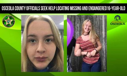 Osceola County Officials need help in locating missing and endangered 16-year-old girl