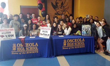 First day of 2020 NCAA signing period busy — seven sign across Osceola County