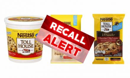 Nestle recalls ready-to-bake cookie dough after rubber found in products