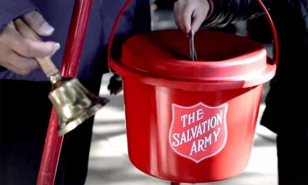 No cash for the red kettle? This year use your phone to give to the Salvation Army