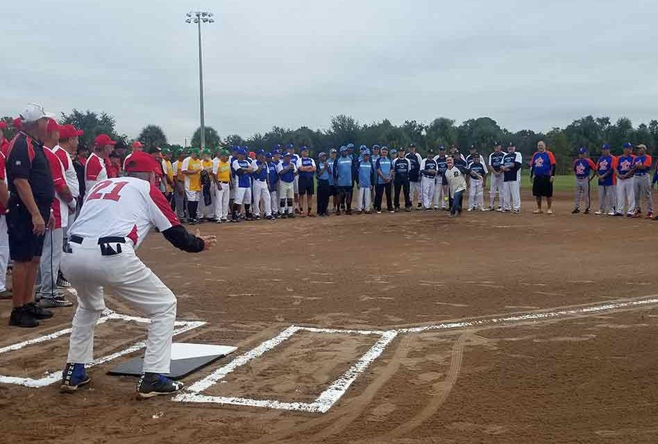 Osceola Senior Softball opens its 27th season, reminds us that age is just a number!