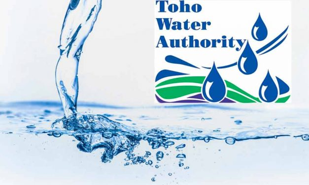 Toho Water reclaimed water customers may experience temporary low to no pressure starting April 30 evening