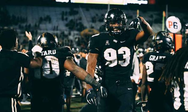 UCF finishes another perfect season at home with one-sided 34-7 win over USF