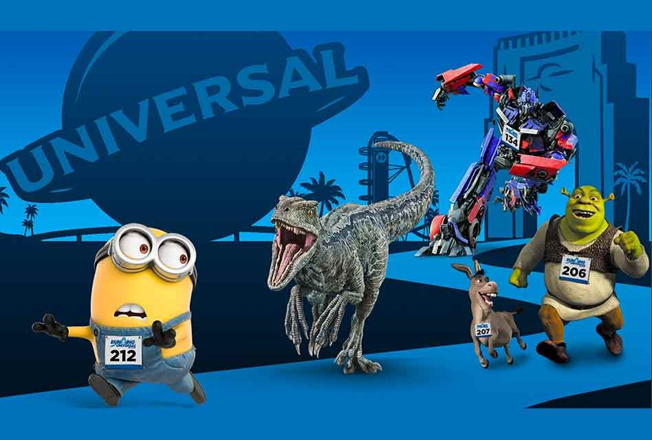 Run with your favorite characters in Universal Orlando's Epic Character Race Weekend!