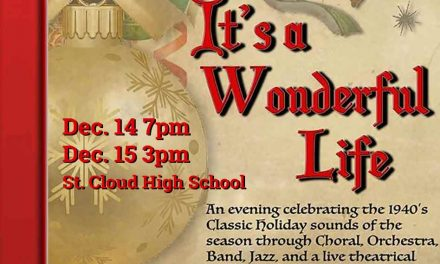 """It's A Wonderful Life"" — a new St. Cloud holiday tradition"