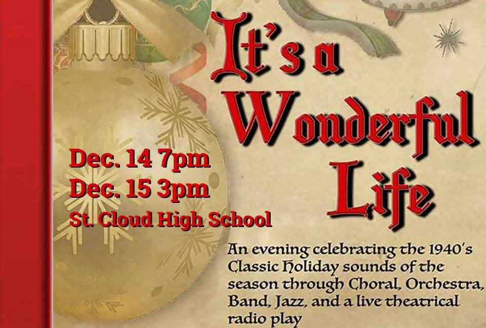 """""""It's A Wonderful Life"""" — a new St. Cloud holiday tradition"""