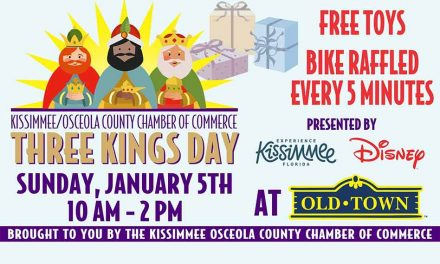 Three Kings Day celebration to be held at Old Town Sunday, January 5
