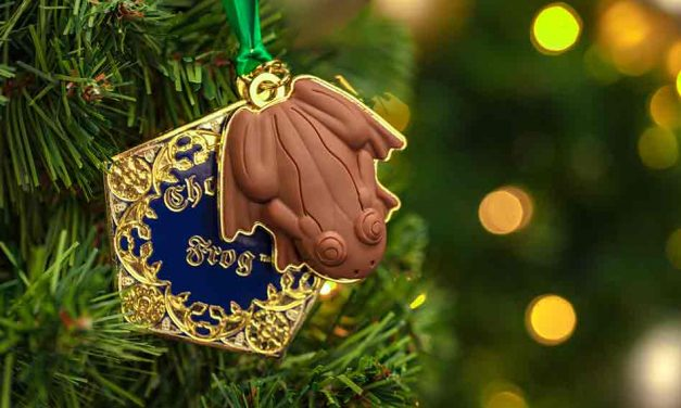 Universal Orlando Resort Reveals New Merchandise for this year's Holidays Celebration