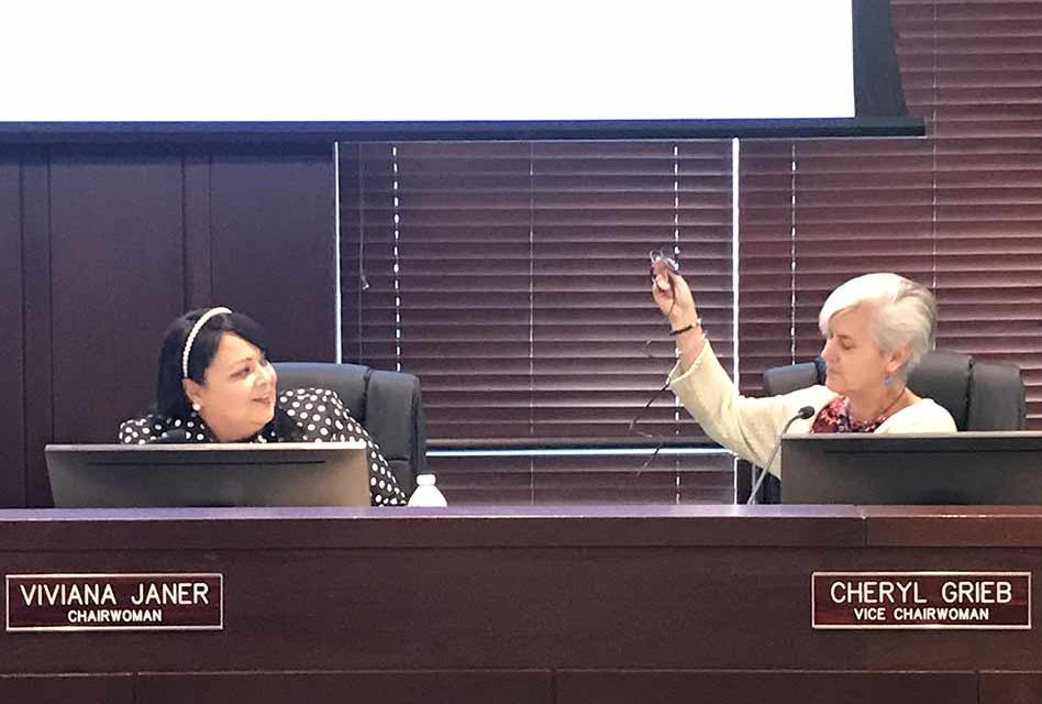 Viviana Janer is new Osceola County Commission chairwoman