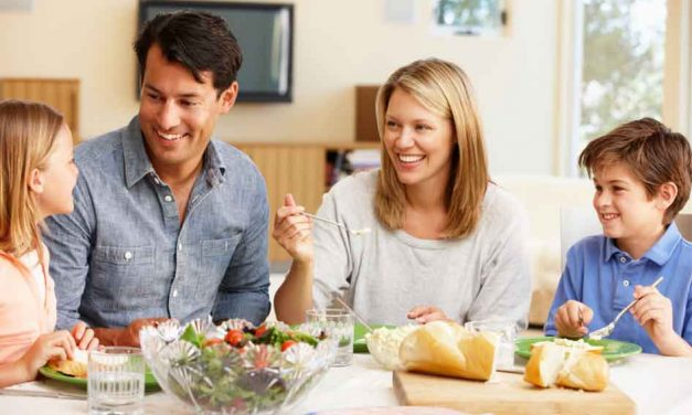 Making family mealtimes fun, healthy, and memorable!