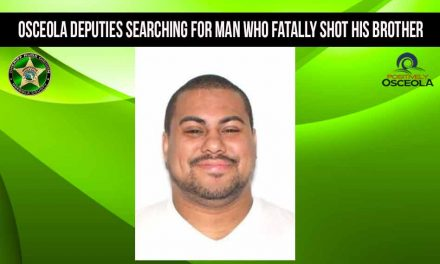 Osceola Deputies searching for man who fatally shot his brother Friday night