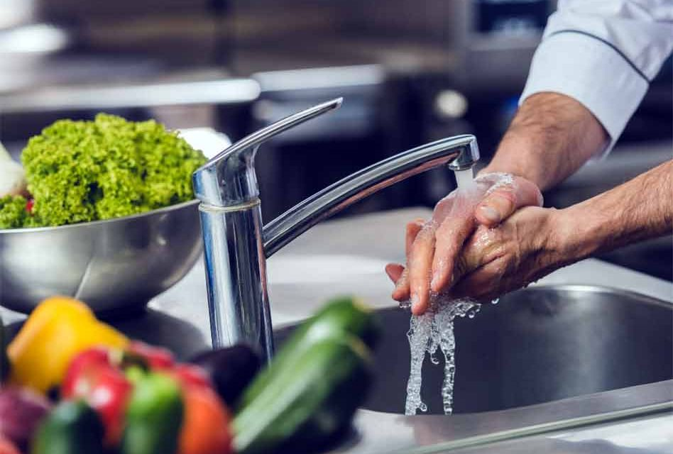 It's National Handwashing Awareness Week… here are tips to stay healthy