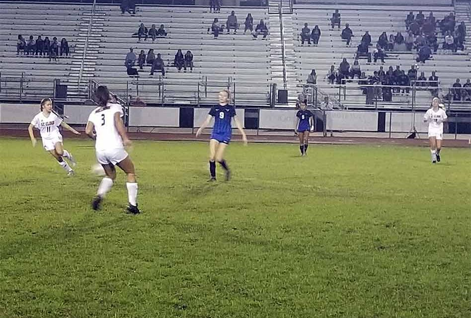 St. Cloud gets first girls soccer win over Harmony since 2015, 2-1