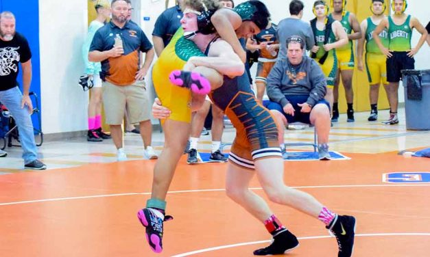 Harmony 4-1 in wrestling duals, hosts tourney Saturday; Osceola features bracket winners