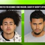 Three men arrested for Kissimmee home invasion, tracked down by Sheriff's Office helicopter
