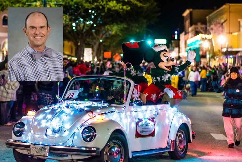 "Festival of Lights Parade — an ""important"" Kissimmee tradition"