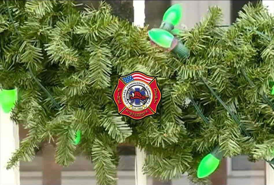 KFD kicks off annual Keep the Wreath Green campaign