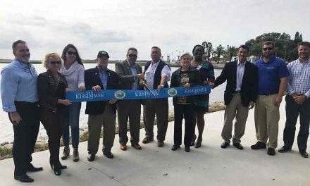 Kissimmee Lakeshore Boulevard Opens, along with new South Brinson Park
