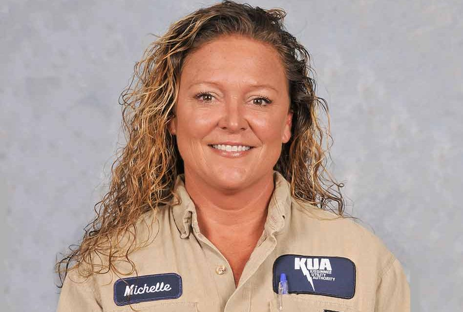 KUA names Michelle Daughtrey as Employee of the Year