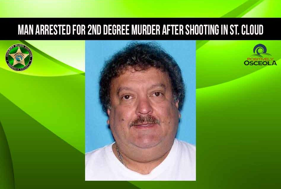 Man arrested for 2nd degree murder after St. Cloud shooting Sunday night