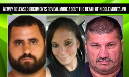 Officials release new documents showing more details about Nicole Montalvo murder