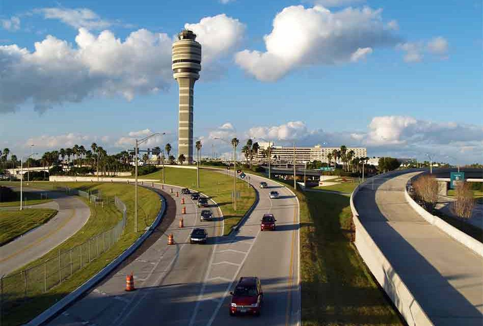 "Orlando International says ""pack your patience, you're one of 3.2 million flying this holiday season"