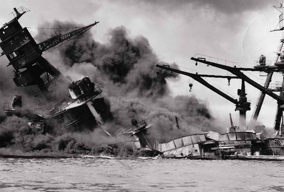 78 years ago today, 2,400 Americans died at Pearl Harbor