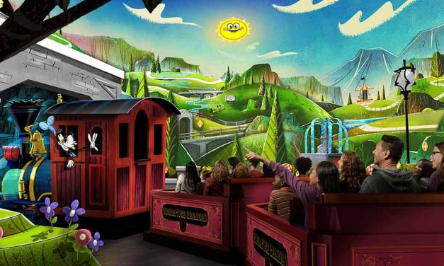 Disney's Hollywood Studios to open Mickey & Minnie's Runaway Railway March 4, 2020
