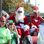 St. Cloud Chamber, and their black Santa, remind us what Christmas and community are all about