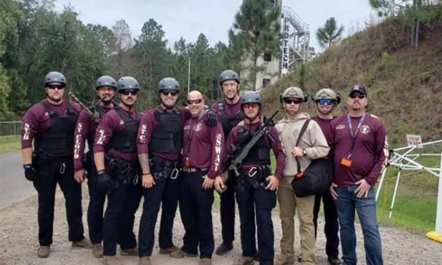 St. Cloud Police Department's SWAT Team wins award at 2019 SWAT Roundup International