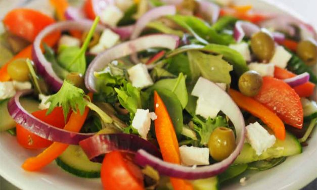 Ten easy tips to add more vegetables to your diet
