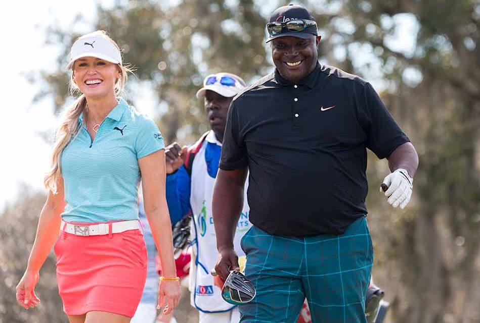 LPGA's best team with celebrities at Diamond Resorts Invitational at Four Seasons