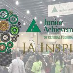 Over 4000 eight graders will attend today's Junior Achievement Inspire Program at Osceola Heritage Park