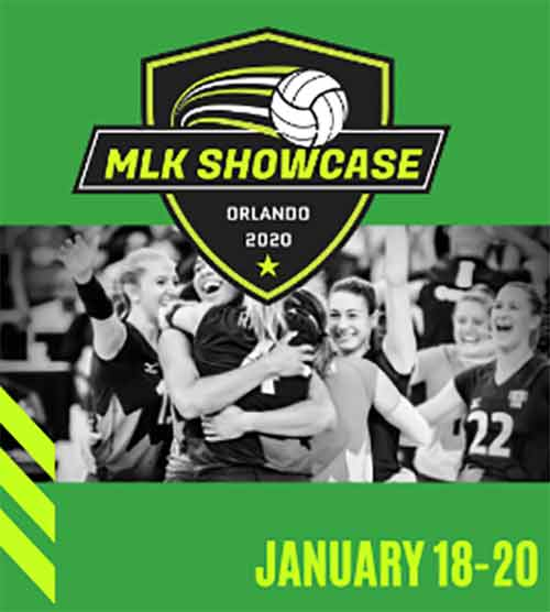 2020 MLK Volleyball Showcase