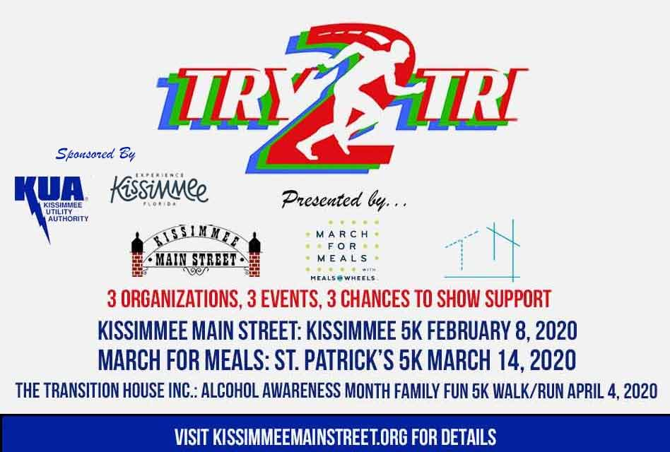 3 organizations, 3 5K events, 3 chances to offer support and care to the community