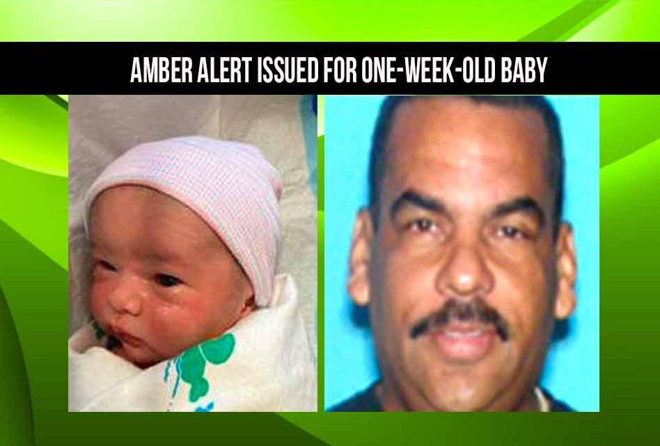 Amber Alert issued for one-week-old baby after triple homicide in Florida