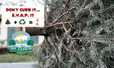 In St. Cloud, recycle your Christmas tree by S.W.A.P.-ing it Jan. 11