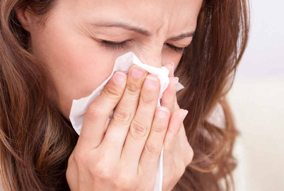 Solutions for a someone suffering from common cold- Green Recipes Blogs- trygreenrecipes.com