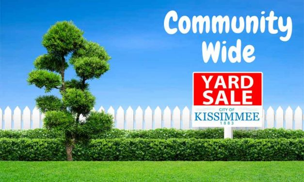 Kissimmee's Parks and Rec to Host Community Yard Sale