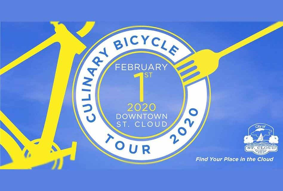 Experience some of downtown St. Cloud's eateries on two wheels during Culinary Bicycle Tour
