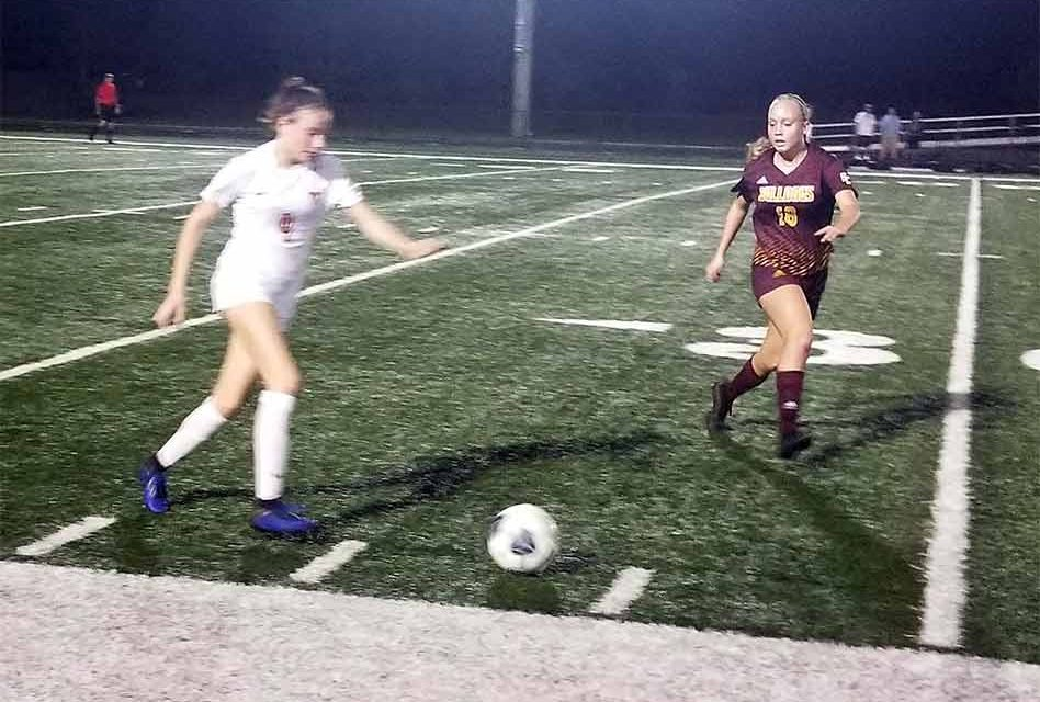 District tournament mania begins tonight with girls soccer quarterfinals