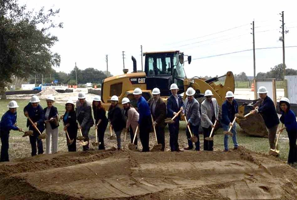 Osceola County Association of Realtors breaks ground on new facility