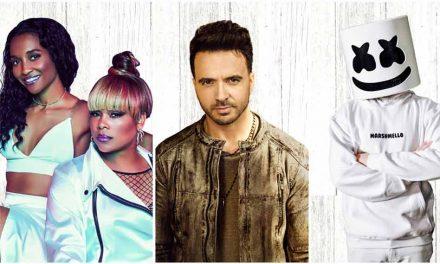 Marshmello, Luis Fonsi, TLC and more to perform LIVE at Universal Orlando Resort's 2020 Mardi Gras