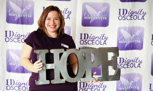 2020 – Dawn of a New Decade: Mary Lee Downey working for Hope one family at a time